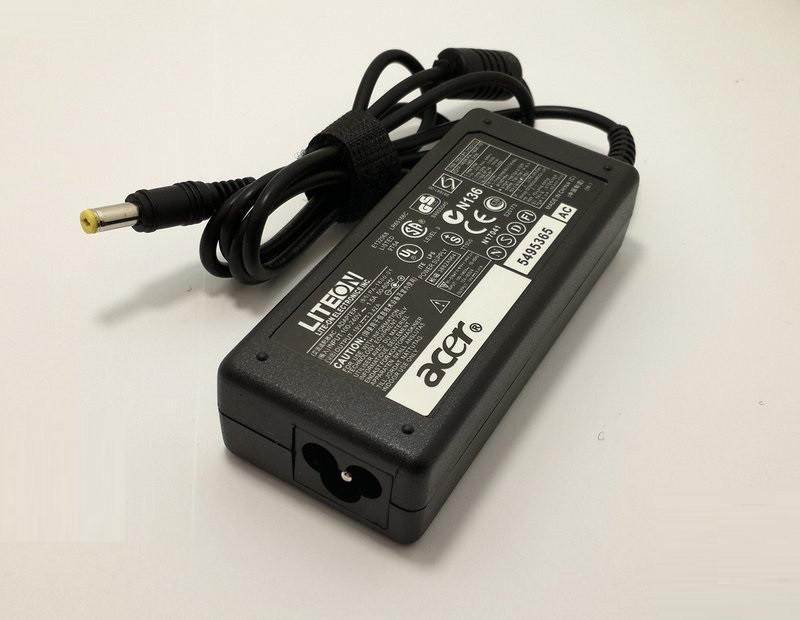 Блок питания для ноутбука ACER Aspire 5050 19V 3.42A 65W