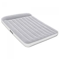 Надувная кровать Bestway 67464 с встроенным насосом 220V,размер 203*152*22 см