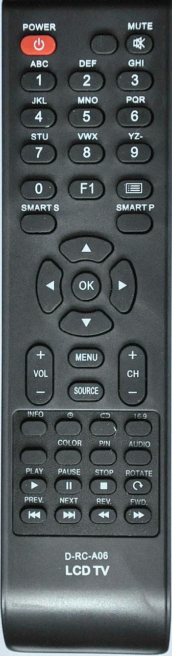 Пульт к телевизору DEX RC-A06