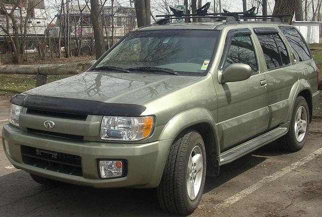 INFINITI QX4 (1997-2003)