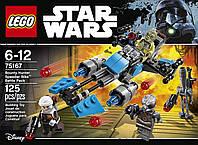 Конструктор LEGO Star Wars 75167 истребитель Охотников за головами