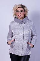 Куртка женская большого размера POEM №8027