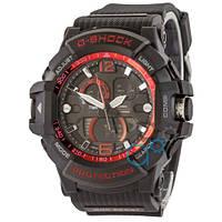 Часы Casio G-Shock GWA-1045 Black-Red