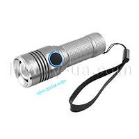 Фонарь Small Sun R841-XPE, 1х14500 (1xAA), ЗУ micro USB