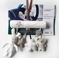 Музыкальная подвеска белая Millie&Boris, фото 1
