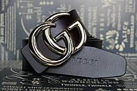 Коричневый ремень женский Gucci