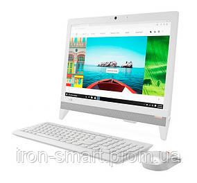 Моноблок Lenovo 310-20, White, 19.5' LED HD (1440x900), Intel Pentium J4205 (4 x 1.5GHz), 4Gb DDR3L, 1Tb HDD, Intel HD Graphics 505, WiFi a/c, BT4.0,