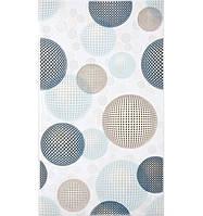 Керамическая плитка Confetti декор серая 23х40 см