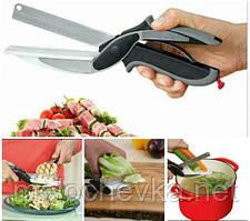 Ножницы кухонные 2 в 1