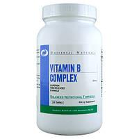 Витамины для спортсменов Universal Vitamin B Complex (100 табл.)
