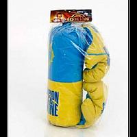 Боксерский набор BX 068-46 мал. размер. 38*14 см, спортивный набор