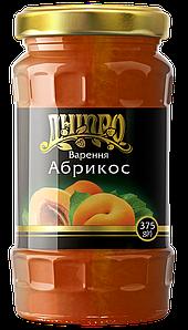 Варенье Абрикосовое ТМ Дніпро, 395 г