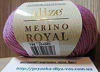 100% мериносовая шерсть (50 г/100 м) Alize Merino Royal 198