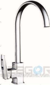 Смеситель на кухню U NOF4-A033 ZEGOR (TROYA)