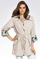 Куртка, парка, плащ, пальто женская удлиненная весенняя демисезонная. от 42 до 60 размера. 7 цветов