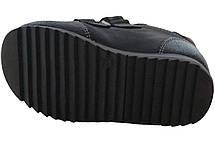 Кроссовки Minimen 93BLACK р. 20, 21, 22, 23, 24 Черные, фото 3