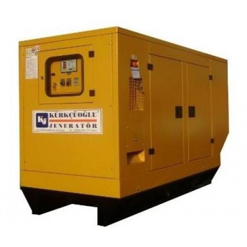 Дизельный генератор KJ Power KJR 50 (40,0 кВт, 3ф~)