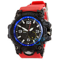 Часы Casio G-Shock GG-1000 Black-Blue Red Wristband New