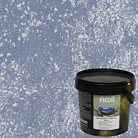 Atoll  - декоративное покрытие с вкраплением различных минералов  1 кг