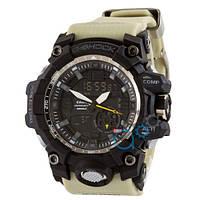 Часы Casio G-Shock GG-1000 Black-Gray Wristband New