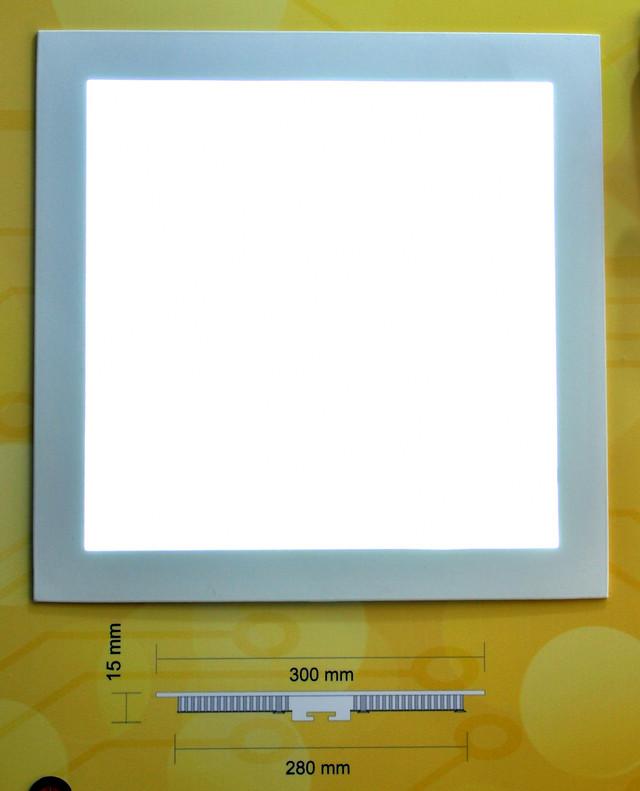 LED светильник (24 Вт, 300х300 квадрат) Bellson
