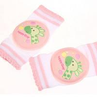 Защитные наколенники для малышей с мягкой подушечкой
