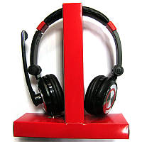 Наушники с микрофоном Gembird MHS-5.1-001(подкл.USB)