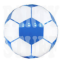 Фольгированный шар Футбольный мяч, 44 см, фото 1