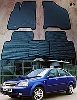 Коврики на Chevrolet Lacetti '03-12 SDN/HB. Автоковрики EVA
