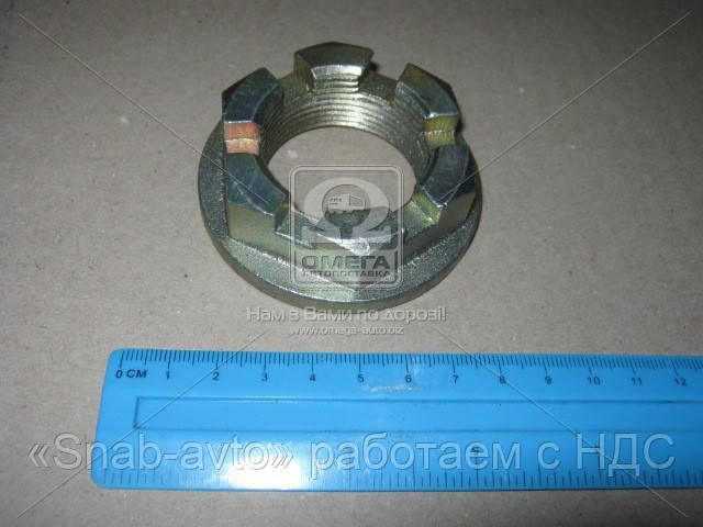 Гайка М39х2 пальца реактивной штанги (Н=22 мм) (производство Россия) (арт. 311701)