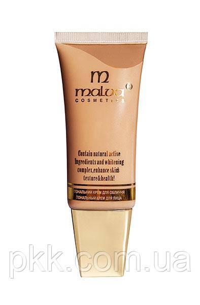 Тональный крем М383 Malva Cosmetics