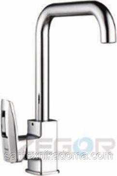 Смеситель на кухню U NOF4-С033 ZEGOR (TROYA)