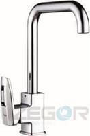 Смеситель на кухню ZEGOR U NOF4-С033