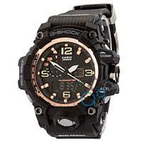 Часы Casio G-Shock GWG-1000 Black-Cuprum New
