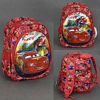 Рюкзак 555-395 ТАЧКИ 100 2 отделения, 2 кармана, 3D рисунок