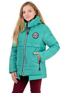 """Куртка на девочку """"Nice"""" бирюза"""