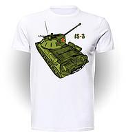 Футболка GeekLand Мир Танков World of Tanks IS-3 WT.01.003