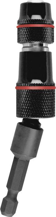 Быстросменный держатель насадок KWB поворотный Triple-Flix 20°, шарнирный, длина 90 мм
