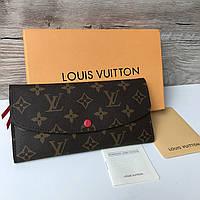 Кошельки Louis Vuitton на кнопке опт