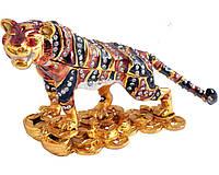 Шкатулка ювелирная тигр №2530