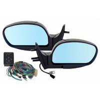 """Комплект боковых зеркал Ваз 2108-2115 НЛ 15 ГО""""Волна"""" с электроприводом, обогревом и повторителем поворота"""