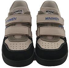 Кроссовки Minimen 94GRAY р. 25, 29 Серый, фото 3