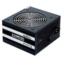 Блок питания Chieftec 650W GPS-650A8, 120 mm, 20+4pin, 1x4+4pin, SATA х 6, Molex