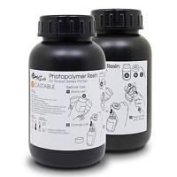 Фотополимер XYZprinting Photopolymer Resin 2x500ml Bottles, UV, Castable (RUCSTXTW00B)