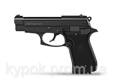 Пистолет стартовый Retay 84FS. Цвет - Black