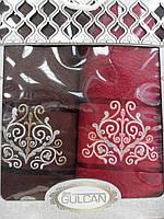 Набор полотенец Gulcan Cotton 50*90 см + 70*140 см