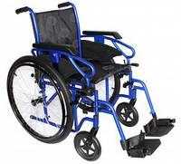 Инвалидная коляска Millenium HD (усиленная) OSD-STB2DHD 60 + насос в комплекте!