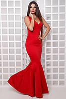 Женское платье-рыбка Камилла( 42-44) 3 цвета