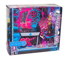 """Мебель с куклой """"Monster High (Школа Монстер Хай)"""" №2"""