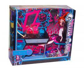 """Мебель с куклой """"Monster High (Школа Монстер Хай)"""" №3"""